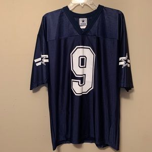 Tony Romo #9 Dallas Cowboys Jersey Youth Large